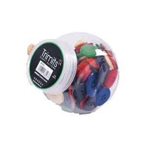 Button Jar Primary Mix