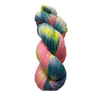 Twink Knits Hydrangea Bouquet 4 ply yarn 100g hank