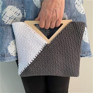 Cool Wool Grey/White Triangle Bag Kit
