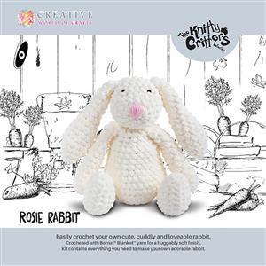 Knitty Critters Rosie Rabbit Kit