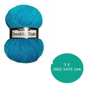 Marriner Turquoise DK Yarn 5 x 100g SAVE 24%