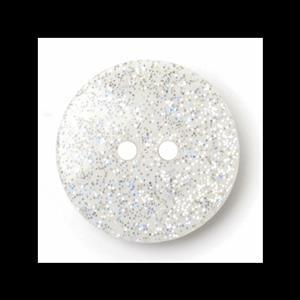 Glitter Milward Button Size 17mm Pack of 3
