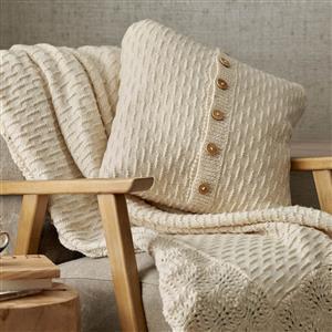 Natural Home Ripple Cushion Yarn Pack