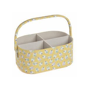 Half Birthday Special  - Lemon Tea Design Medium Craft Caddy