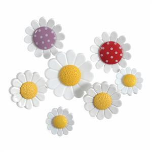 Daisy Buttons Pack of 7