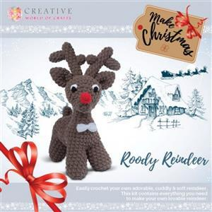 Knitty Critters Roody Reindeer Kit