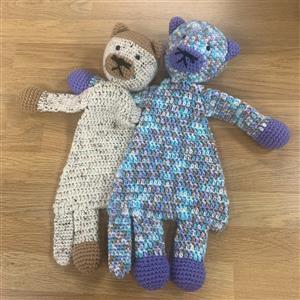 Patons Cats Flat Toys Crochet Kit
