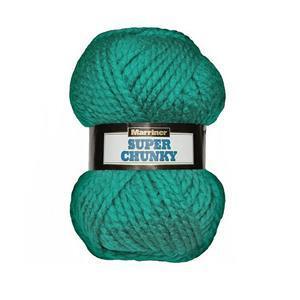 Marriner Super Chunky Yarn Sea Green 100g