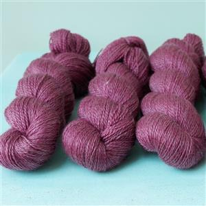 Woolly Chic HeartSpun 4 Ply Yarn 100g Raspberry