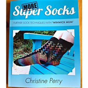 More Super Socks Book by Christine Perry