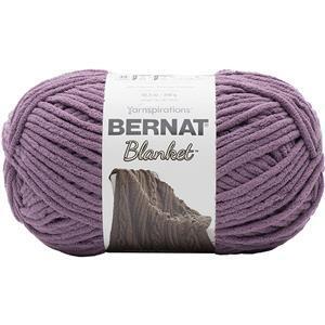 Bernat Blanket Shadow Purple Yarn 300g Ball